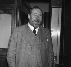 James Robertson Justice