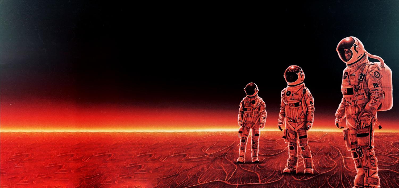 Marte: El espejo rojo