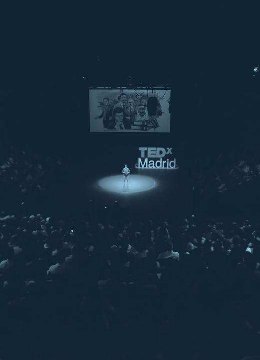 Filmin con TEDxMadrid
