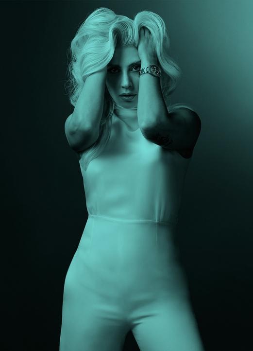 Lo que ve Lady Gaga