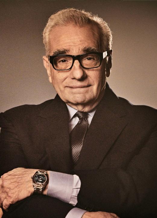 Scorsese, favoritas sin superhéroes