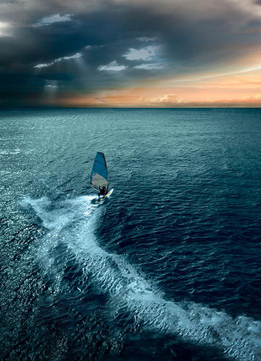 El mar, el mar