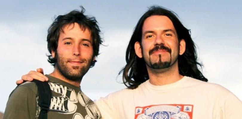Javier Córcoles y Miguel Ángel Tavera