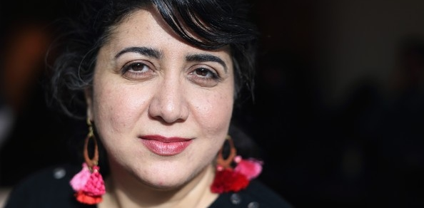 Sudabeh Mortezai