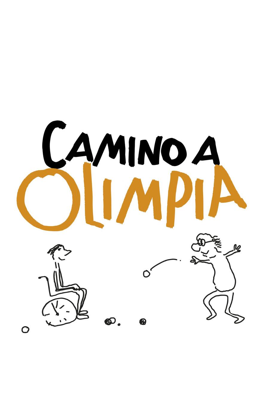 Camí a Olimpia