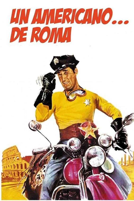 Un americano... de Roma