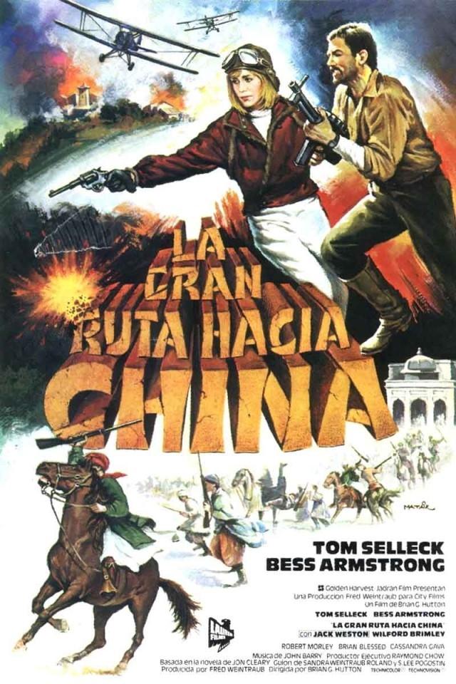 La Gran ruta hacia China