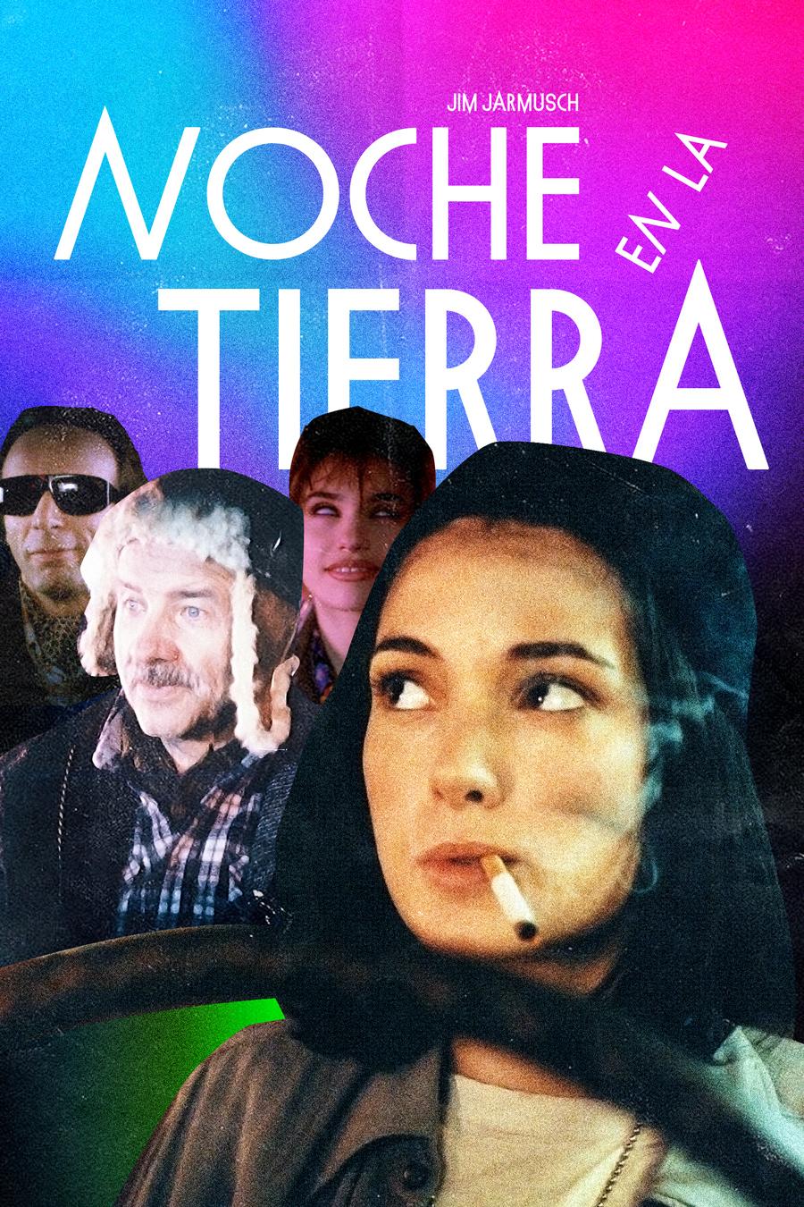 Noche en la Tierra