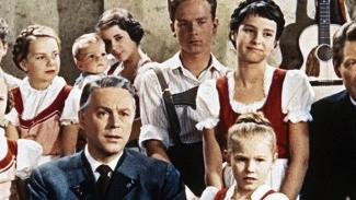 La familia Trapp en America