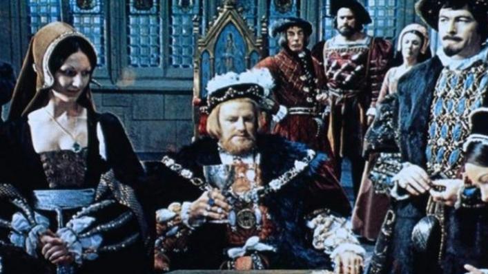 Enrique VIII y sus seis mujeres