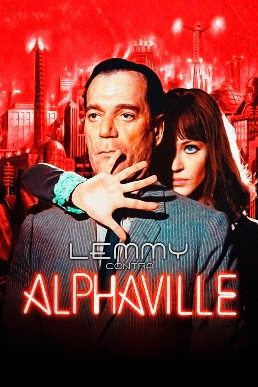 Lemmy contra Alphaville