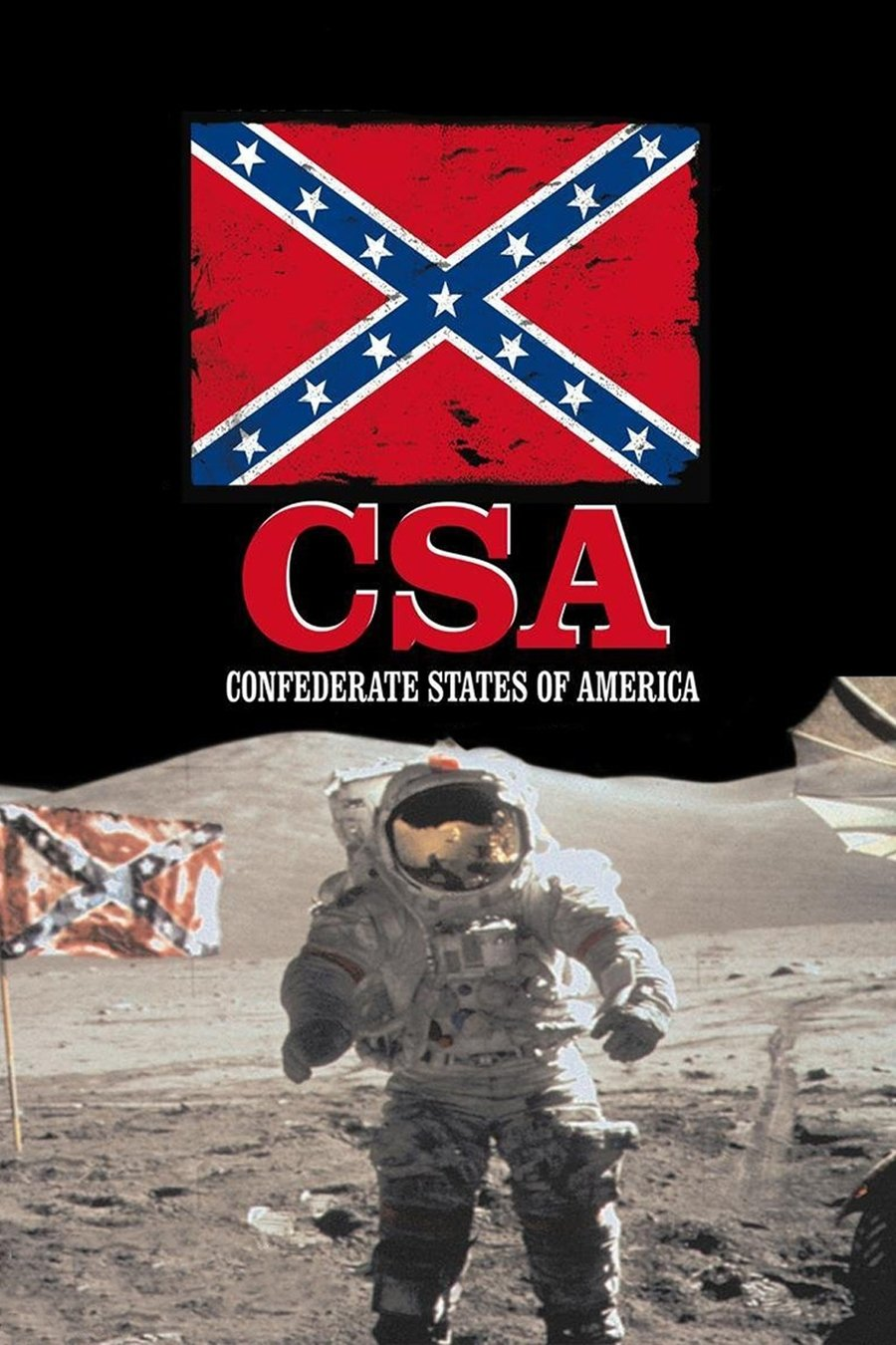 C.S.A: Confederate States of America