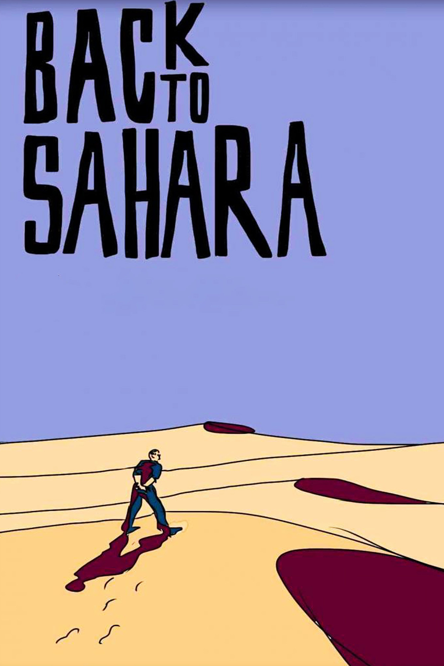 Back to Sáhara