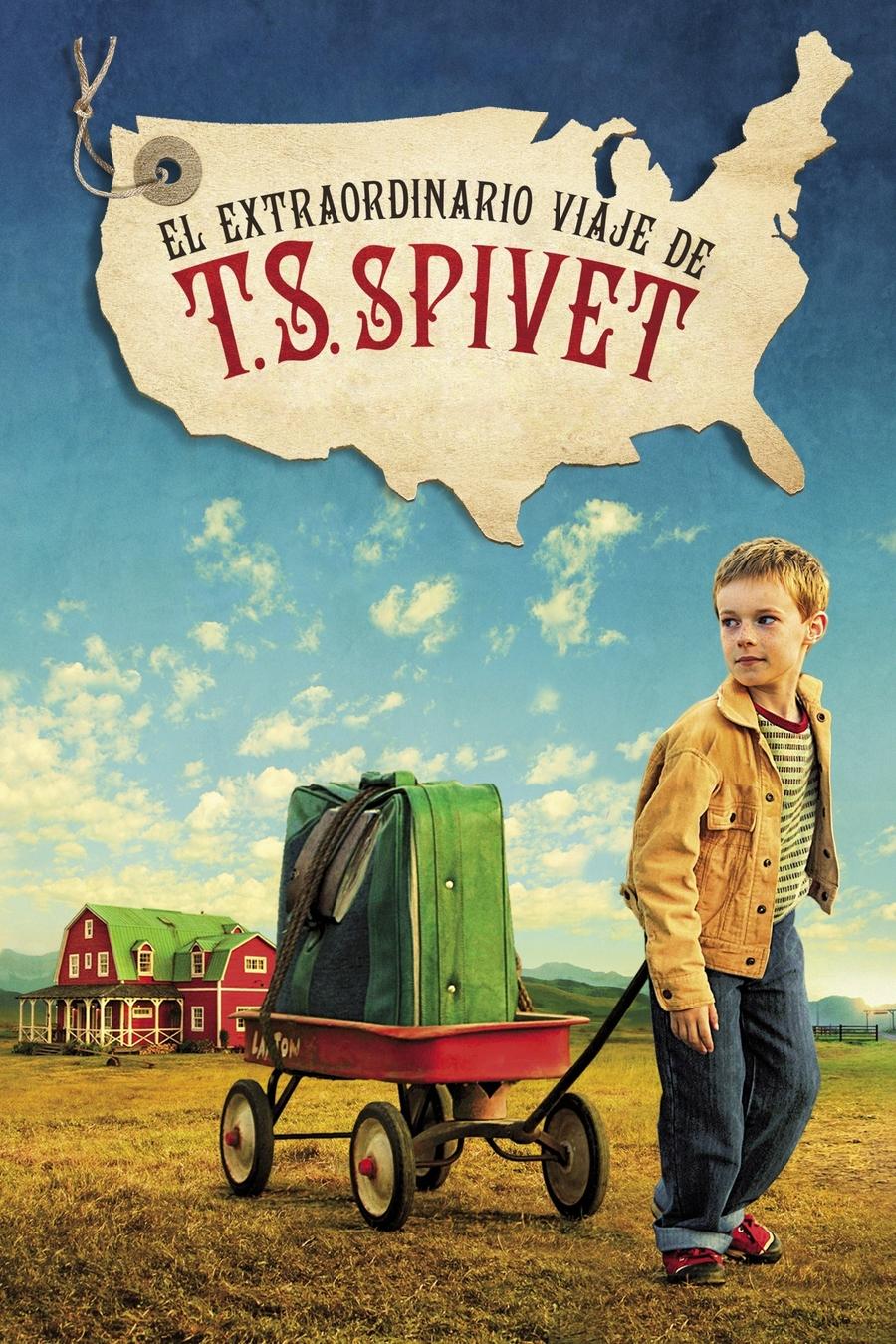 L'extraordinari viatge de T. S. Spivet
