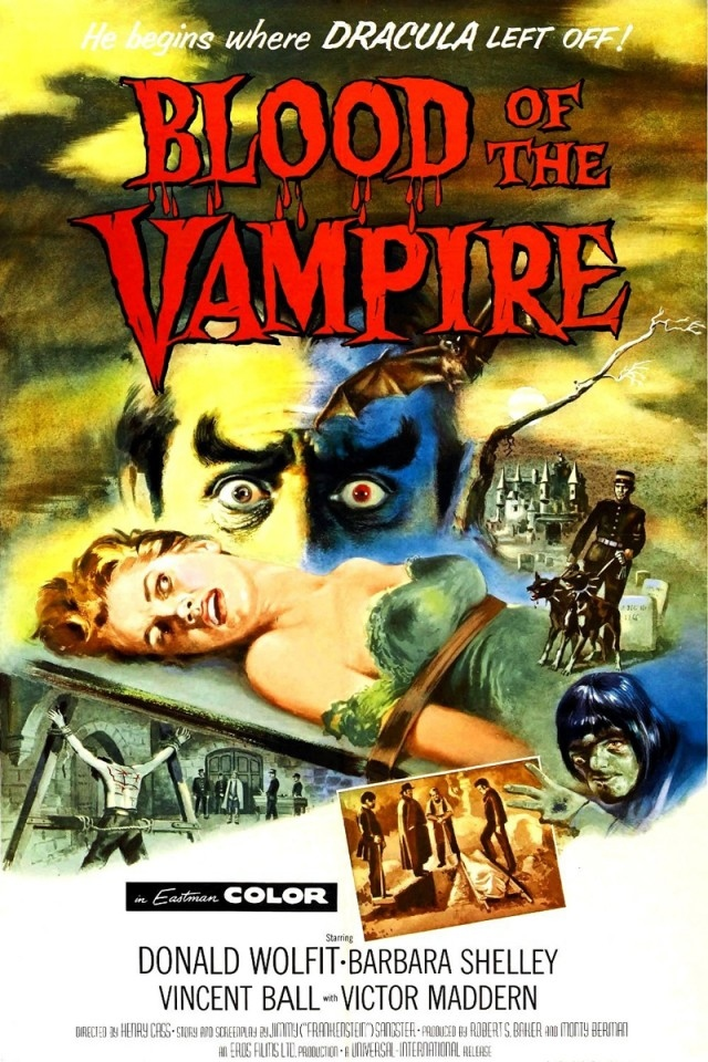 La Sangre del Vampiro