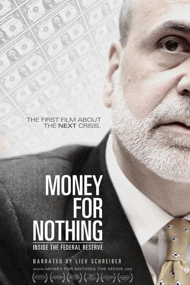 Money for Nothing: dentro de la Reserva Federal