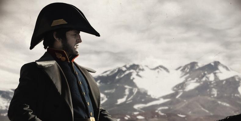 Revolución, el cruce de los Andes