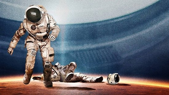 Los últimos días en Marte