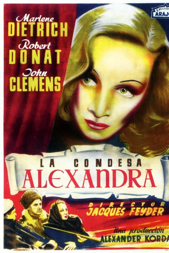 La Condesa Alexandra