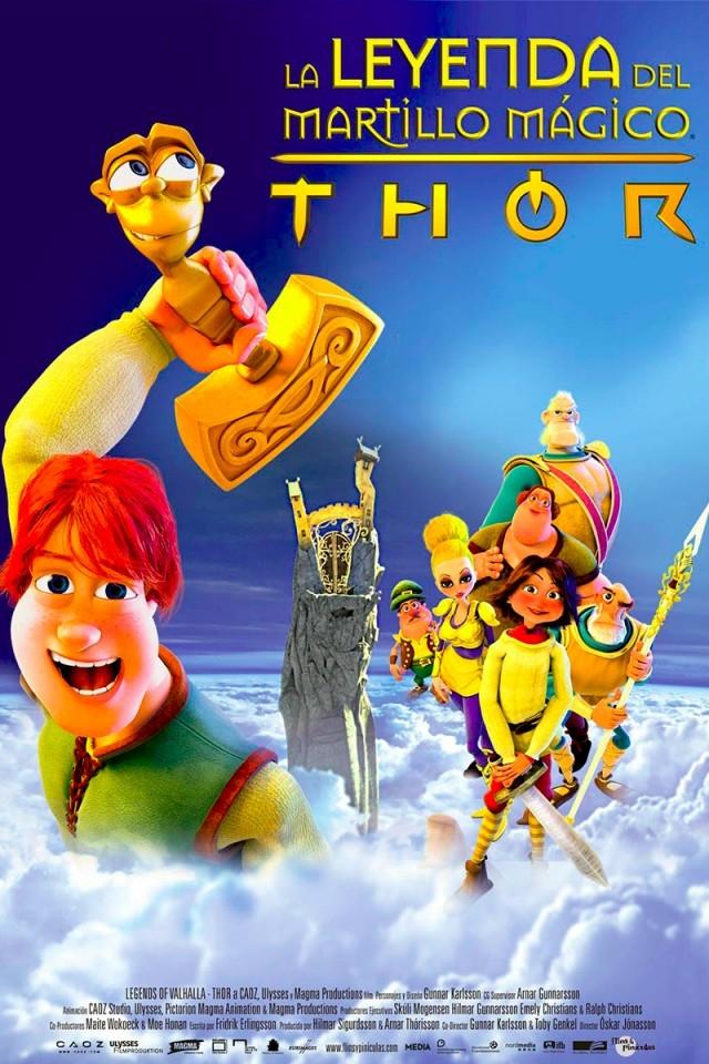 La leyenda del Martillo Mágico: Thor