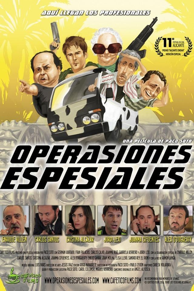 Operasiones Espesiales