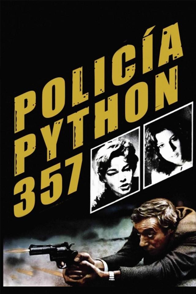 Policia Python 357
