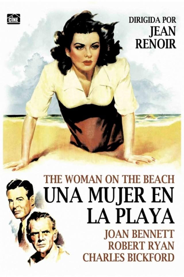 Una Mujer en la Playa