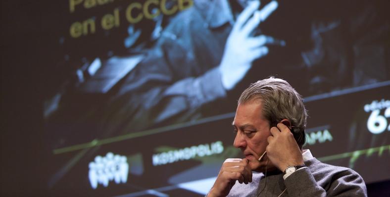 Paul Auster: Diario de invierno