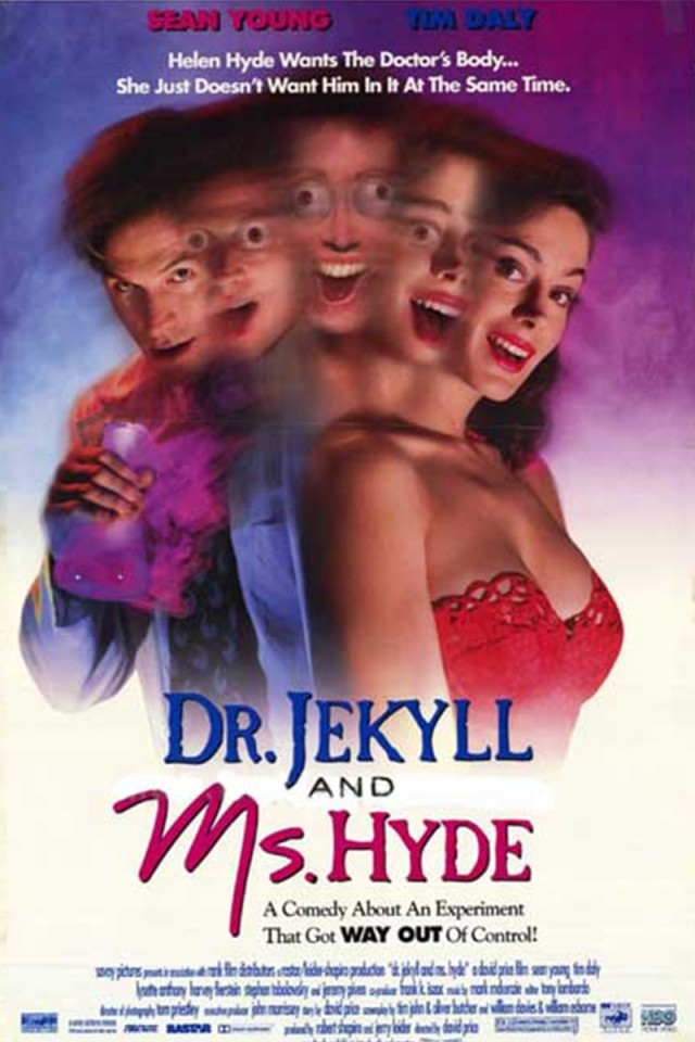 Dr. Jekyll y Miss Hyde