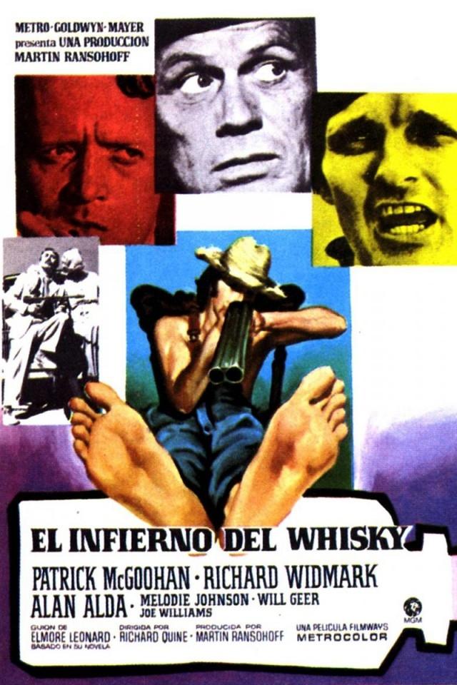El Infierno del  Whisky