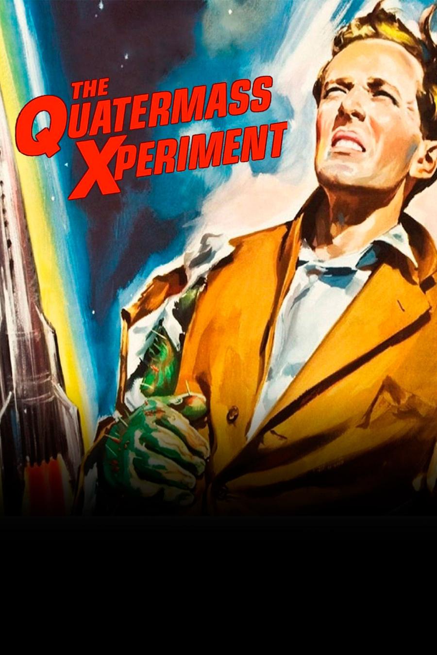 El Experimento del Dr. Quatermass