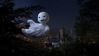 Las aventuras del pequeño fantasma