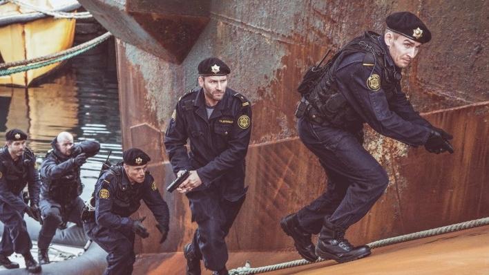 Reykjavik: Brigada Policial