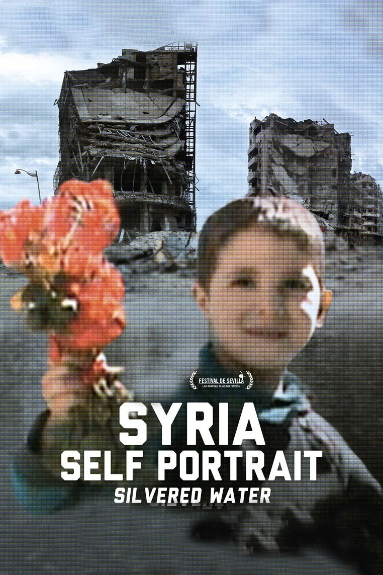 Silvered Water, Syria Self-Portrait