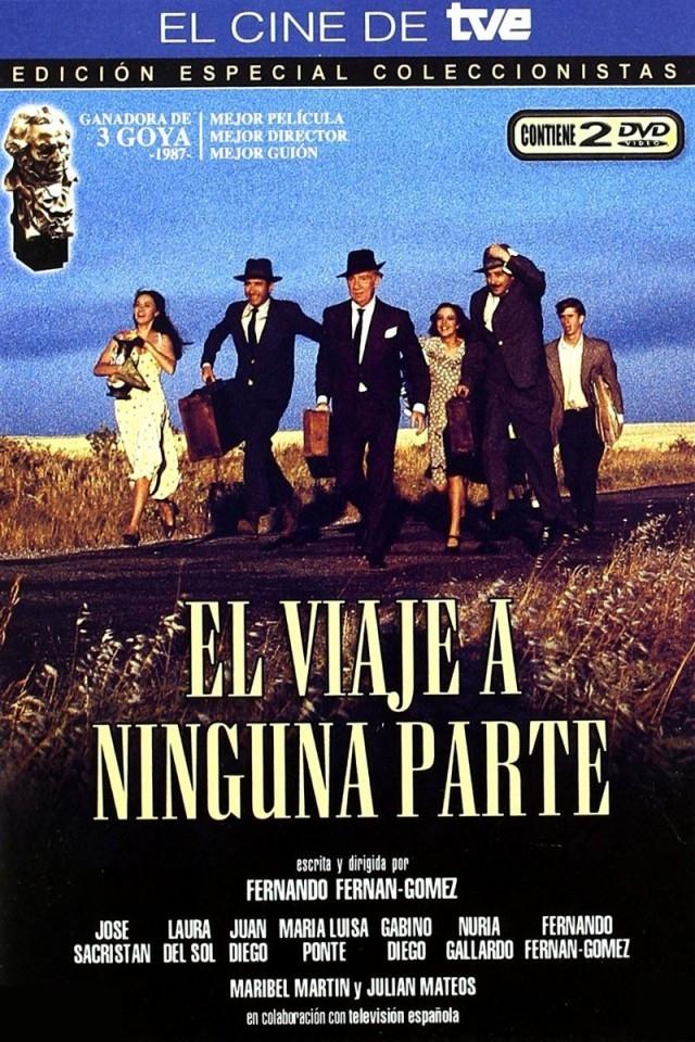 El viaje a ninguna parte - Película (1986) - Dcine.org