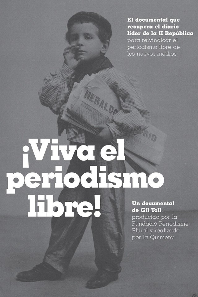 Heraldo de Madrid ¡Viva el periodismo libre!