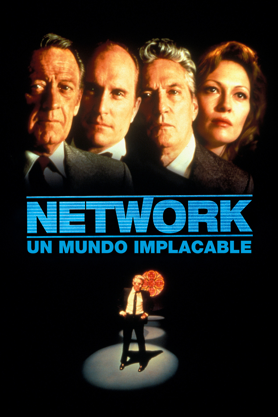 Network, un mundo implacable