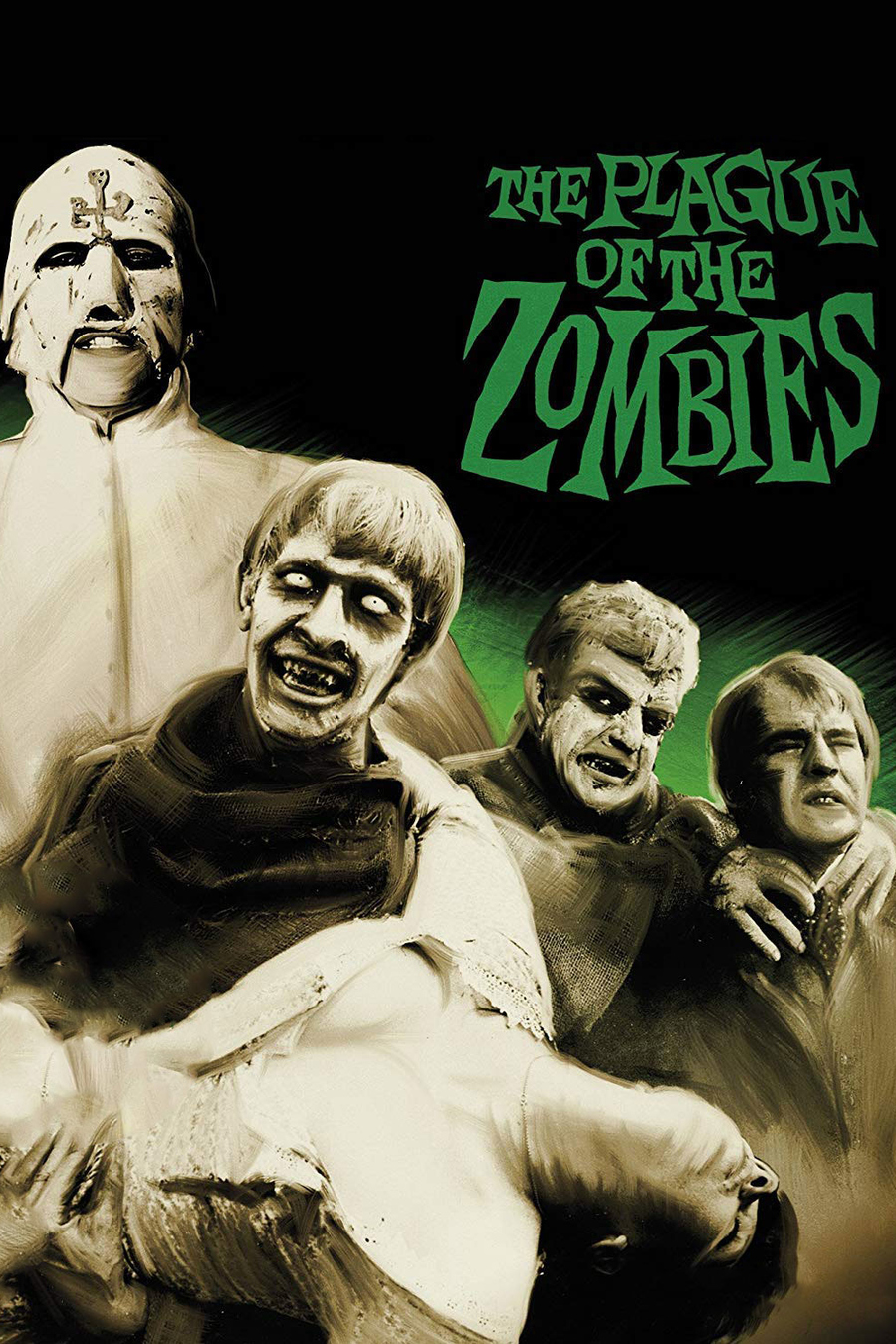 La Plaga de los Zombies