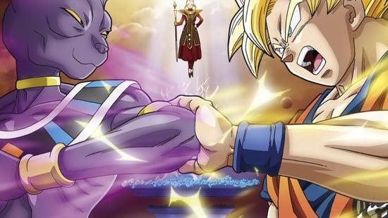 Dragon Ball Z: La batalla dels Déus