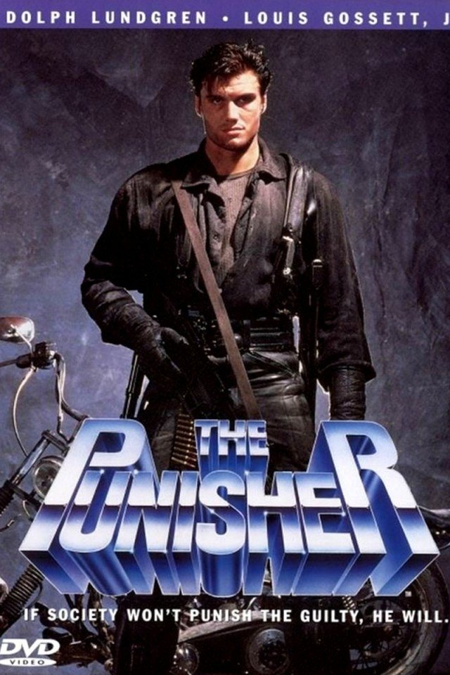The Punisher (Vengador)