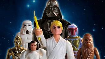 Plastic Galaxy: La Historia de los Juguetes de Star Wars