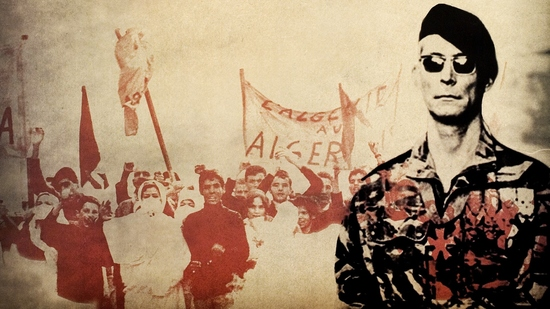 La Batalla de Argel