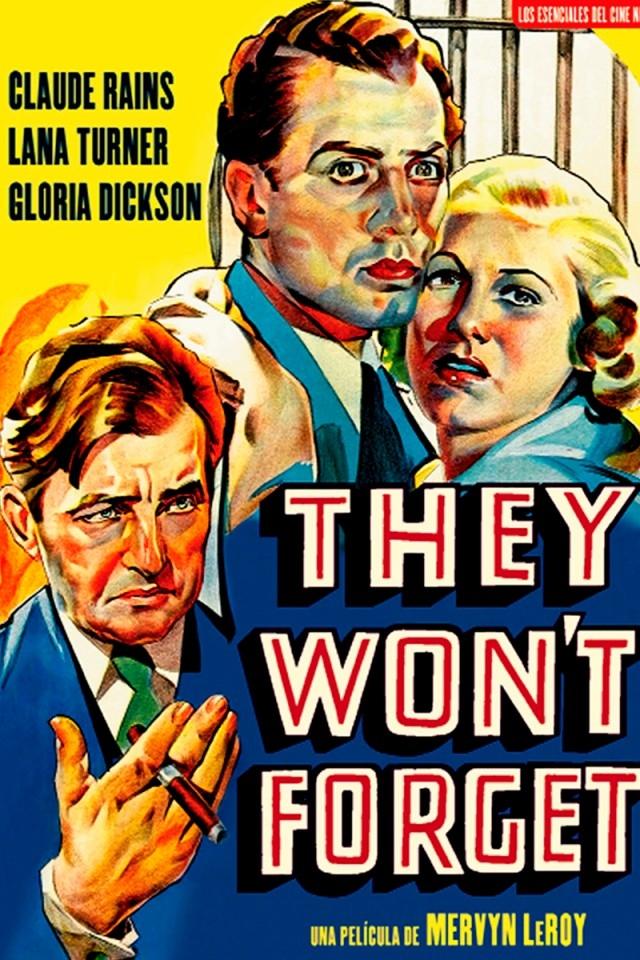 Ellos no olvidarán