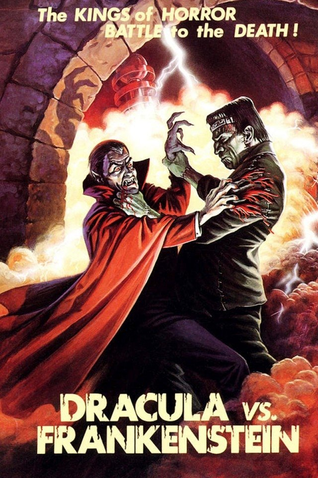 Drácula vs. Frankenstein