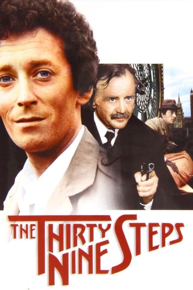 Los 39 escalones (1978)