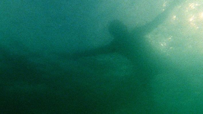La sirena y el buzo
