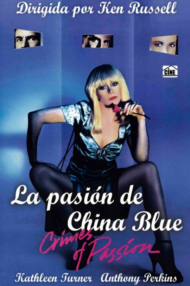 La pasión de China Blue