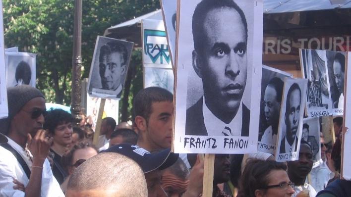 Frantz Fanon, memòries d'asil