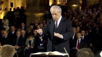 Pierre Boulez i Maria Joao Pires en concert