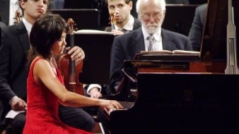 Prokófiev i Mahler per Abbado i Wang